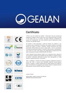 certificazione infissi in pvc