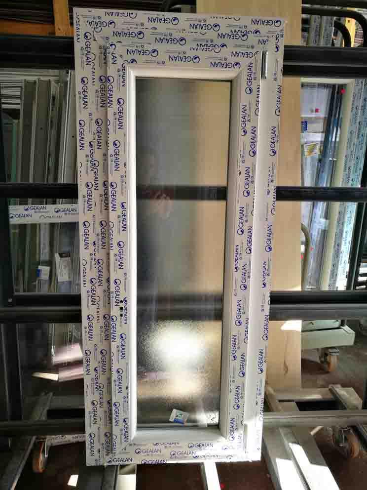 finestra in pvc 1 anta in offerta bianca