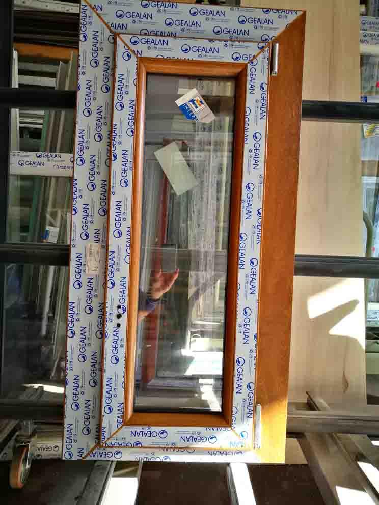 finestra in pvc 1 anta in offerta golden