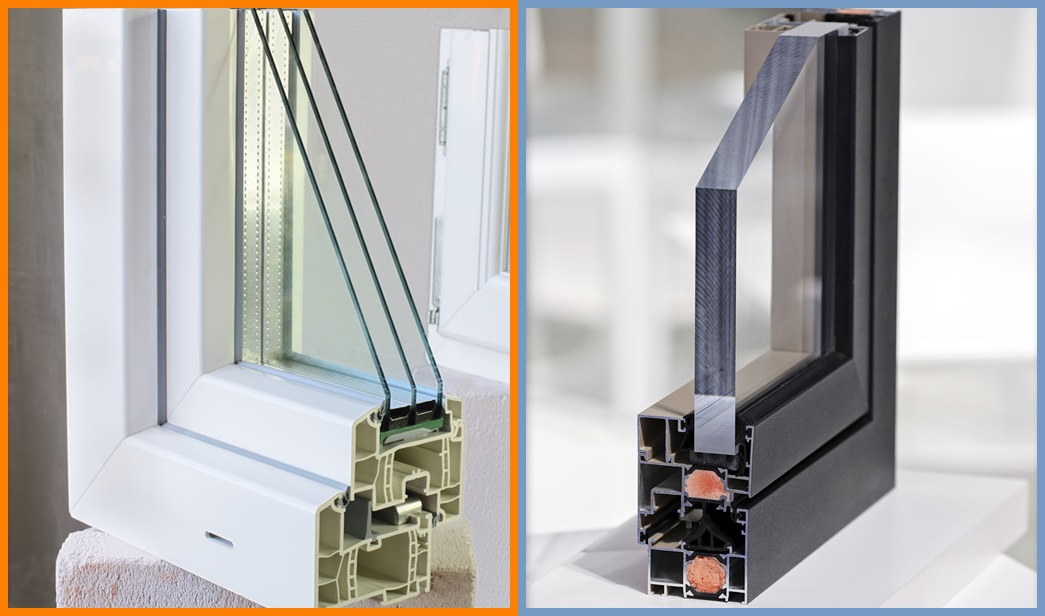 Serramenti PVC o alluminio opinioni